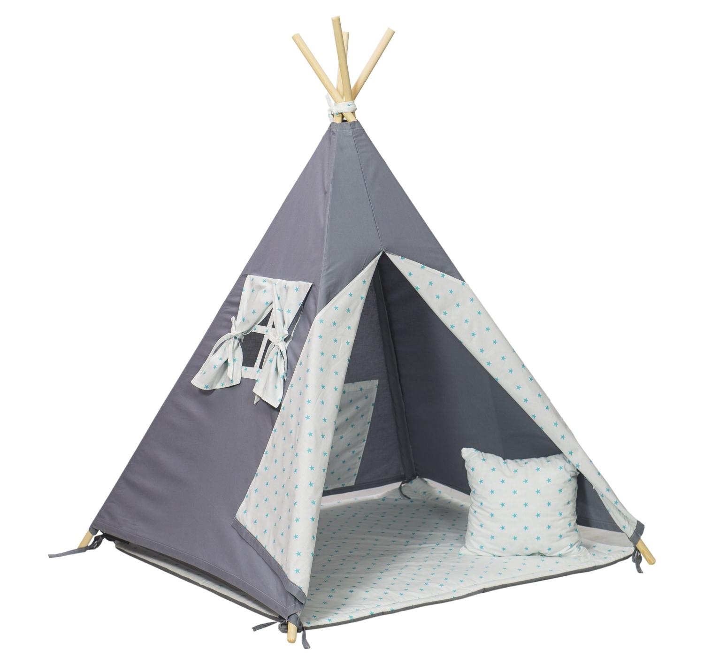 Wigwam Teepee Tent Kids Play Outdoor Indoor Bedroom